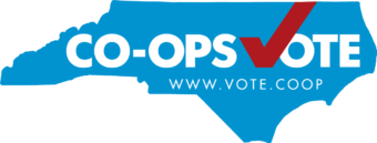 NC Co-ops Vote Logo
