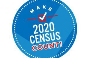 make 2020 census count sticker