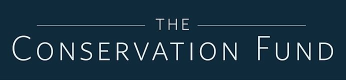The Conservation Fund logo, navy blue